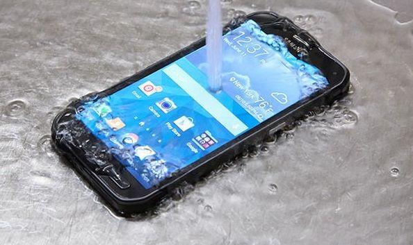 """Galaxy S6 Active, el """"tanque"""" tope de gama de Samsung"""