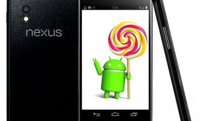 Google lanza las imágenes de Android 5.1.1 para Nexus 7 y Nexus 10