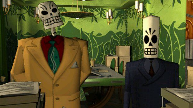 Grim Fandango ya disponible para Android y iOS