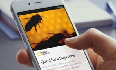 Instant Articles de Facebook es lanzado para iPhone