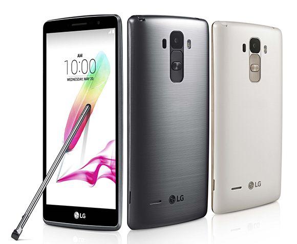 LG G4 Stylus y LG G4c, especificaciones y precio