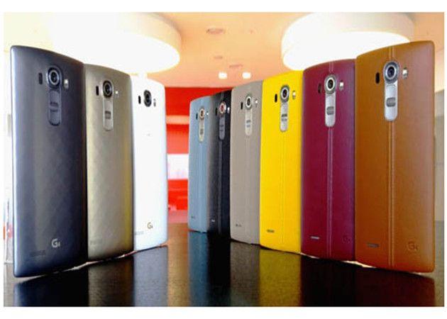 LG G4 llegará al mercado internacional esta semana