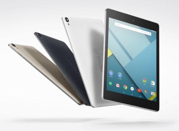 La Nexus 9 baja de precio