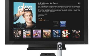 La idea del Apple HDTV fue abandonada el año pasado