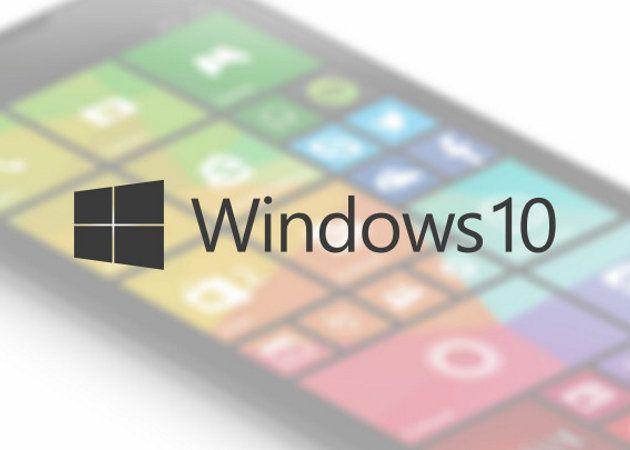 La portabilidad de aplicaciones Android e iOS a Windows 10 tendrá limitaciones