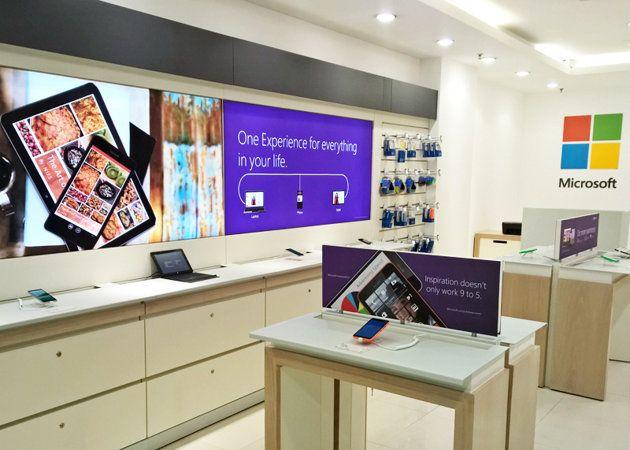 Las tiendas minoristas de Nokia se están convirtiendo en distribuidoras de Microsoft
