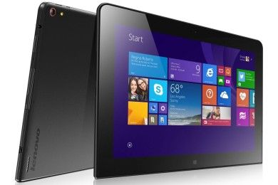 Lenovo anuncia tablet ThinkPad 10 con CPU Intel Atom de última generación