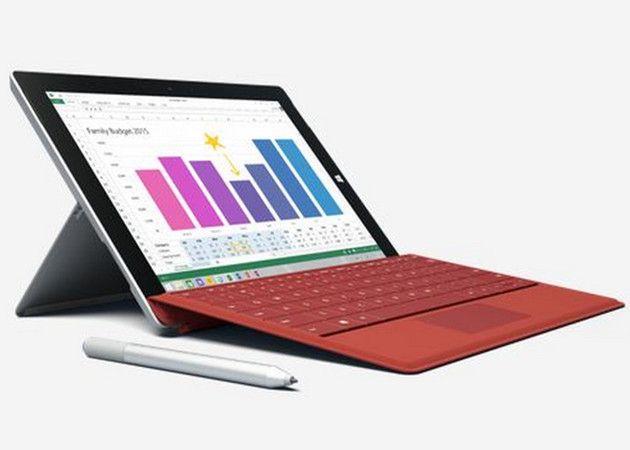 Microsoft adquiere la empresa creadora del lápiz de Surface Pro 3, N-trig