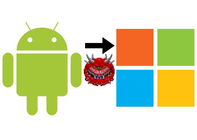 Microsoft monitoriza el malware para Android para evitar su conversión a Windows