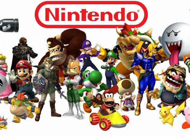 Nintendo obtiene beneficios anuales por primera vez desde 2011