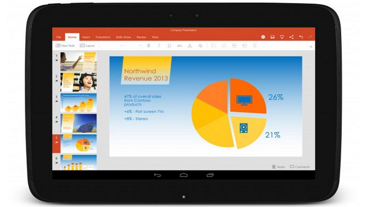 Microsoft a Google: Android no es tuyo y ahora instalo Office en tablets 27