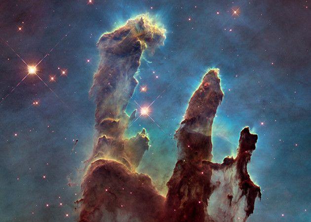 pilares de la creación