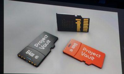 Project Vault de Google, una microSD que cifra tu smartphone 28