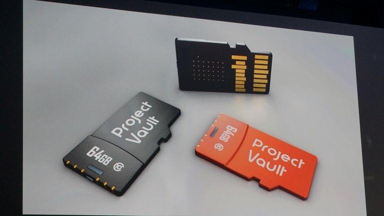 Project Vault de Google, una microSD que cifra tu smartphone 26