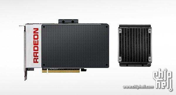 La R9 390X rendiría como la R9 295X, tendría refrigeración líquida