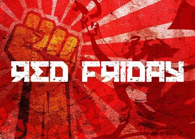 Ofertas semanales Red Friday