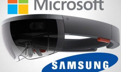 Samsung se podría asociar con Microsoft para el desarrollo de HoloLens