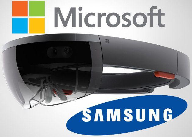 Rumor: Samsung se podría asociar con Microsoft para el desarrollo de HoloLens