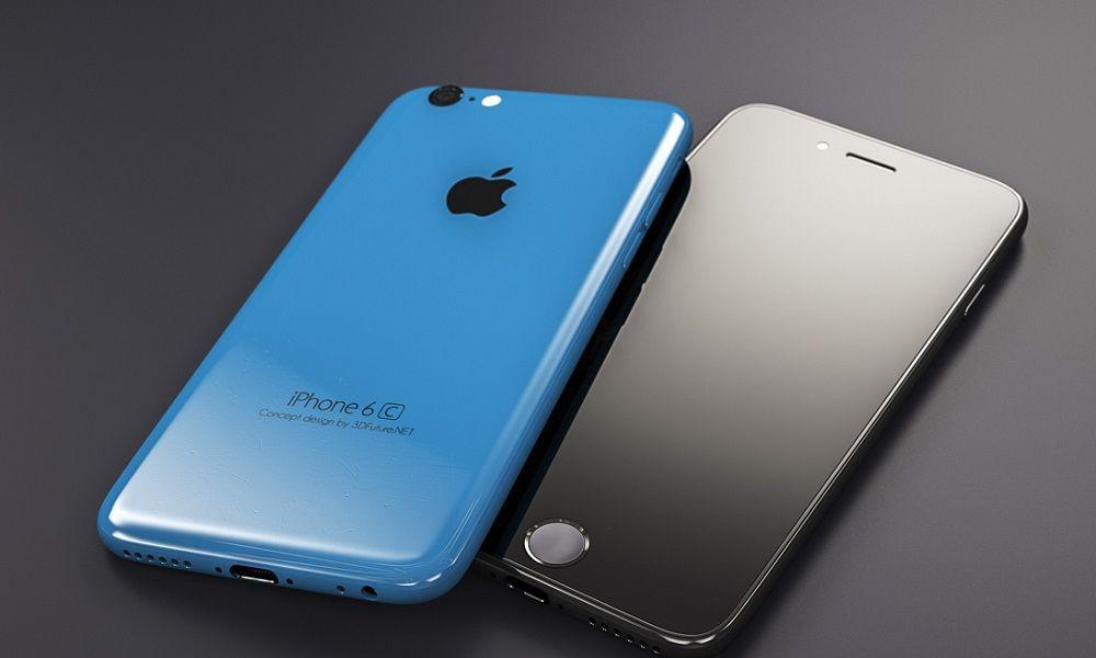 Según nos cuentan nuestros compañeros de MuyCanal Apple ha publicado en su web oficial una imagen de lo que parece ser el iPhone 6c