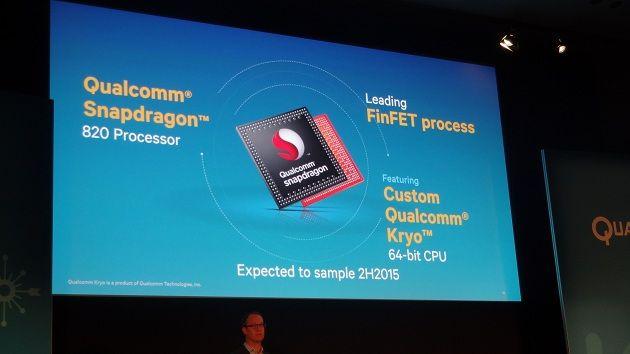 Snapdragon 820 tendría cuatro núcleos y no diez, por fin un poco de sentido común