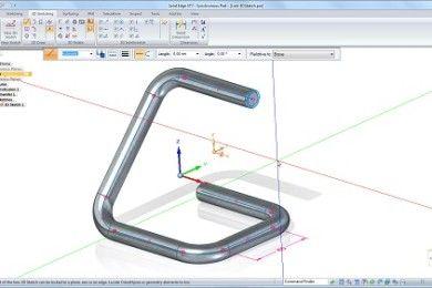 Prueba gratis el Solid EDGE ST7: modelado en 3D