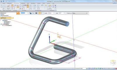 Prueba gratis el Solid EDGE ST7: modelado en 3D 36