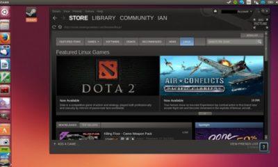 Seis de los diez juegos más populares en Steam soportan Linux 50
