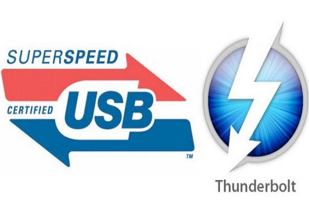 Thunderbolt 3 contra USB 3.1