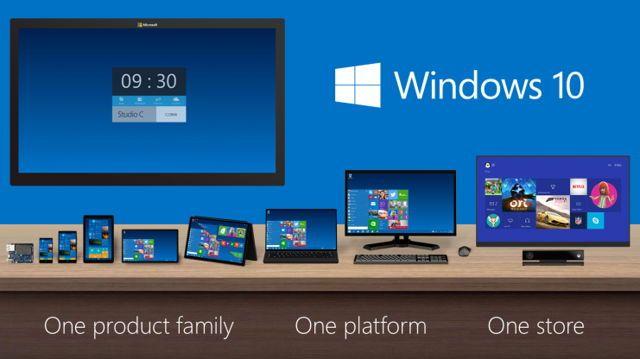 Microsoft aclara la idea de Windows 10 como servicio