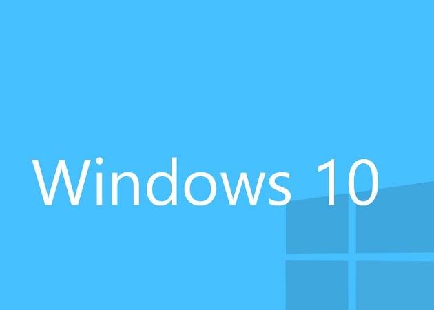 Intel: Windows 10 no aumentará ventas de PCs