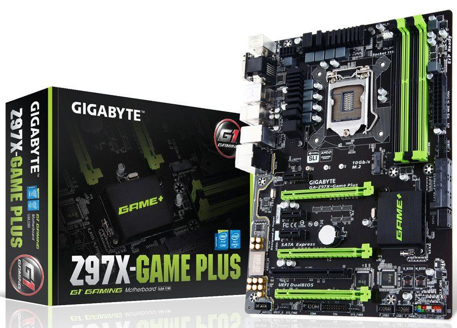 GIGABYTE Z97X-Game Plus, calidad y prestaciones a buen precio