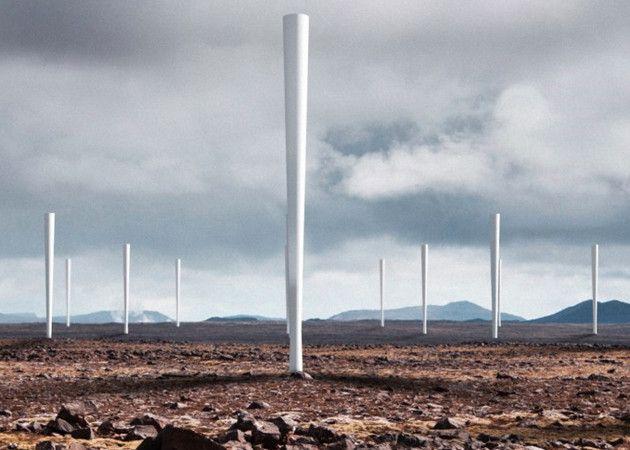 Vortex Bladeless propone aerogeneradores sin aspas para revolucionar la generación de energía eólica