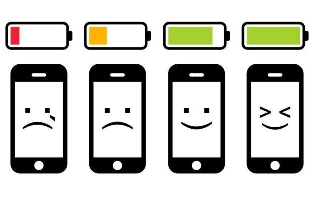 ¿Cuánto tardas en cargar tu smartphone?