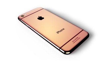 iPhone 6s tendría opción de color oro rosa y cámara de 12 MP 29