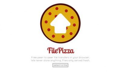 FilePizza comparte archivos directamente desde el navegador 59