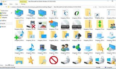 Descarga los iconos de Windows 10 para Windows 7/8 70