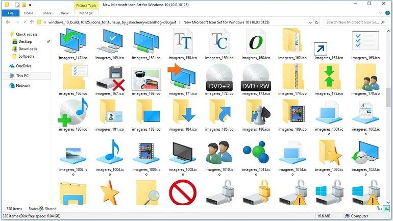 Descarga los iconos de windows 10 para windows 7 8 - Iconos para escritorio windows ...