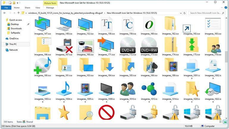 8b700cb25526a Descarga los iconos de Windows 10 para Windows 7 8