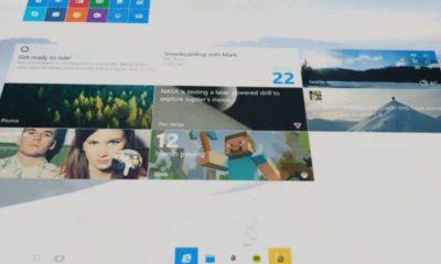 Así era Windows 10 en su fase inicial de desarrollo 34