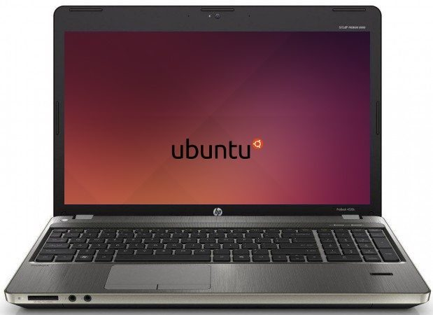 Ubuntu gobernará tres portátiles HP para profesionales