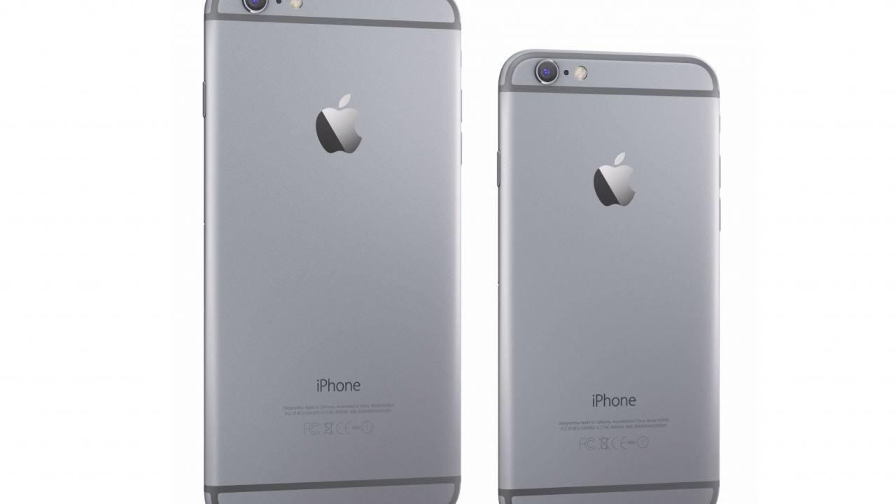 Este sería el iPhone 6S en rosa dorado y con doble cámara