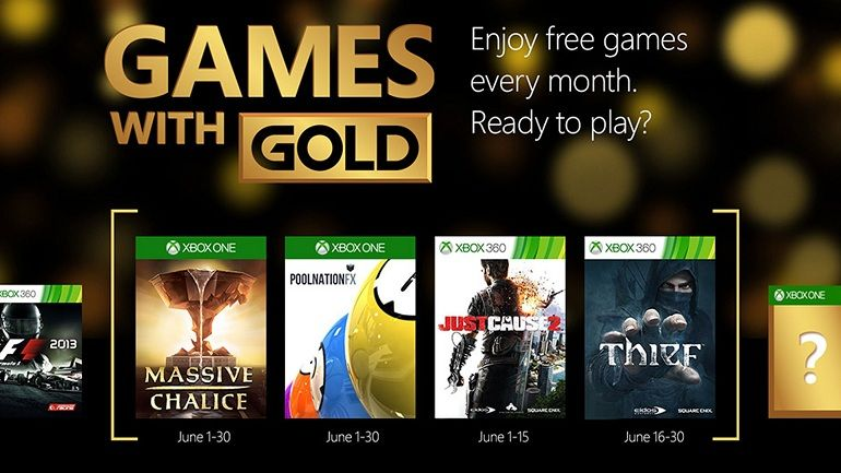 Estos son los juegos gratuitos para Xbox 360 y Xbox One en junio 29