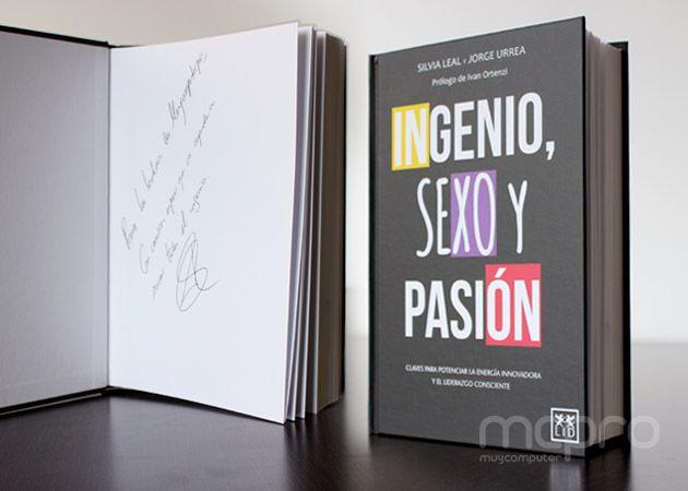"""Participa y consigue gratis el libro """"Ingenio, Sexo y Pasión"""""""