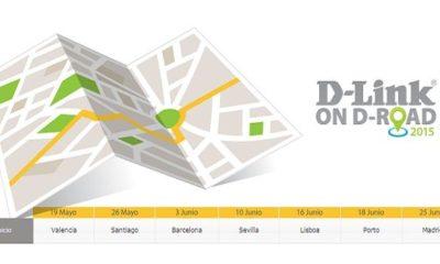 """D-Link arranca con un nuevo evento """"on the Road"""" 105"""