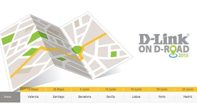 """D-Link arranca con un nuevo evento """"on the Road"""""""