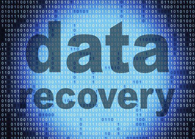 recuperación de datos