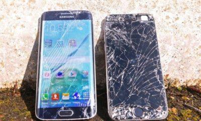 Lista con los costes de reparación de los Galaxy S6 77