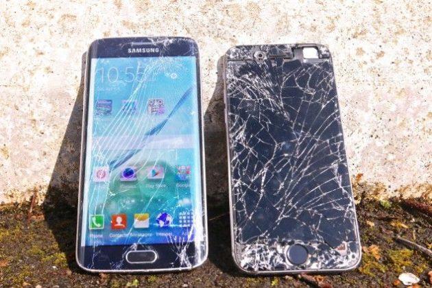 reparación de los Galaxy S6
