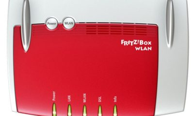Configuración de un FRITZ!Box como router DSL estándar 110
