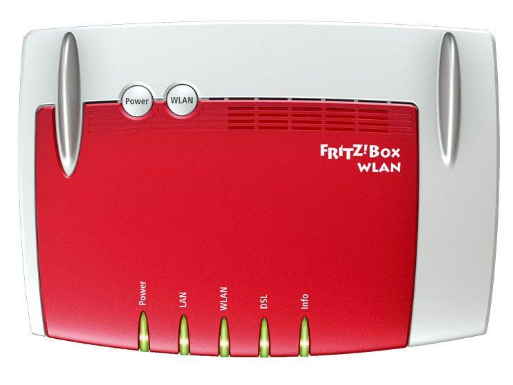 Configuración de un FRITZ!Box como router DSL estándar